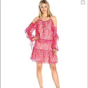 NWT Adelyn Rae Frill Dress
